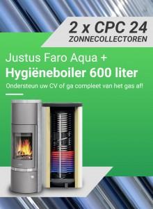 Justus Faro Aqua Speksteen...