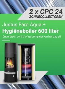 Justus Faro Aqua Staal CV...