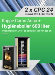 Koppe Caron Aqua Speksteen...