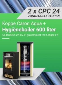 Koppe Caron Aqua Staal CV...