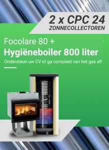 La Nordica Focolare 80 CV...
