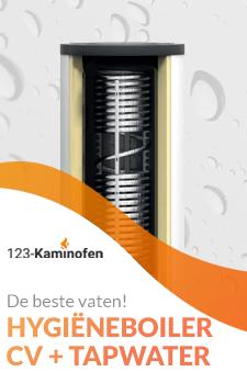 Koop uw zonneboiler of buffervat bij 123-Kaminofen. Vele buffervaten op voorraad. Zonneboiler? Ook bij 123-Kaminofen!