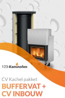 Een inbouwhaard op buffervat? Bij 123-Kaminofen natuurlijk beschikbaar. Bekijk de pakketten of vraag naar de mogelijkheden!