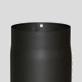 Enkelwandige kachelpijp 120 mm koopt u bij 123-Kaminofen!