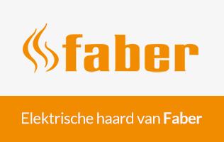 Ervaar de levendige vlam van een elektrische haard. Bekijk het assortiment van Faber!