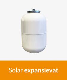 Een expansievat voor zonneboiler koopt u natuurlijk bij 123-kaminofen