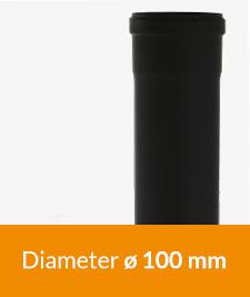 Pelletkachel enkelwandige buis kopen? Bij 123-Kaminofen veel op voorraad en snel verzonden. Bestel uw enkelwandige pelletpijp 100 mm bij ons!