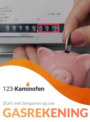Een maximale besparing op uw gasrekening? Kies voor een zonneboiler! Voordelig bij 123-Kaminofen