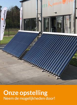 Koop uw zonneboiler in Duitsland. U kunt geheel vrijblijvend een offerte aanvragen of bij ons langskomen in Uelsen!