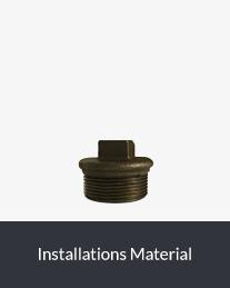 Installations Material bei 123-kaminofen