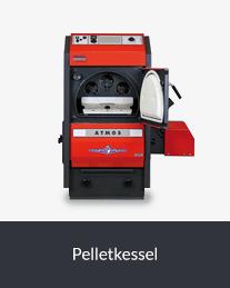 Atmos Pelletkessel können Sie günstig kaufen bei 123-Kaminofen