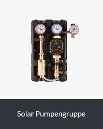 Solarpumpengruppe bei 123-Kaminofen