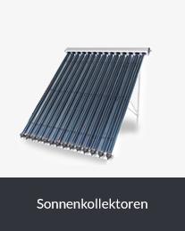 Sonnenkollektoren bei 123-Kaminofen